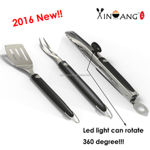 2016 New Products All Stainless Steel Barbecue Tool