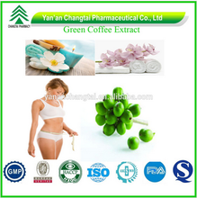 BV certificated GMP factory supply Export On sale now Good quality Coffee Bean Extract