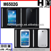High quality and cheap 6.5 inch tablet PC Dual core quad core mobile phone
