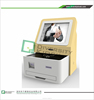 desktop wifi 3g advertising with wechat printer tft lcd display desktop kiosk for mall or home