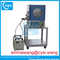 CY-1200-CF laboratory heating test high quality crucible furnace for sale