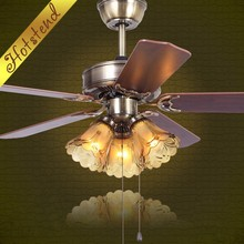 China manufacture high quality 5 blades decorative ceiling fan remote control 42 inches