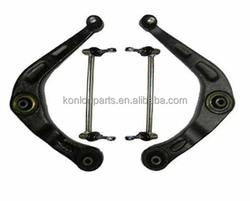 High quality auto spare parts Suspension Kit control arm for Peugeot car parts