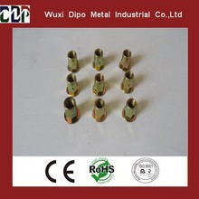 stainless steel fastener and press nut