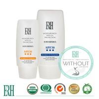 SPF 30 Moisture Nude Skin Color Organic Natural Sunscreen