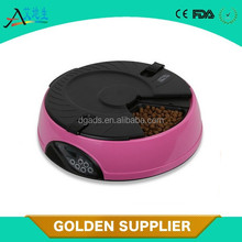 2015 new design electronic control smart automatic pet feeder