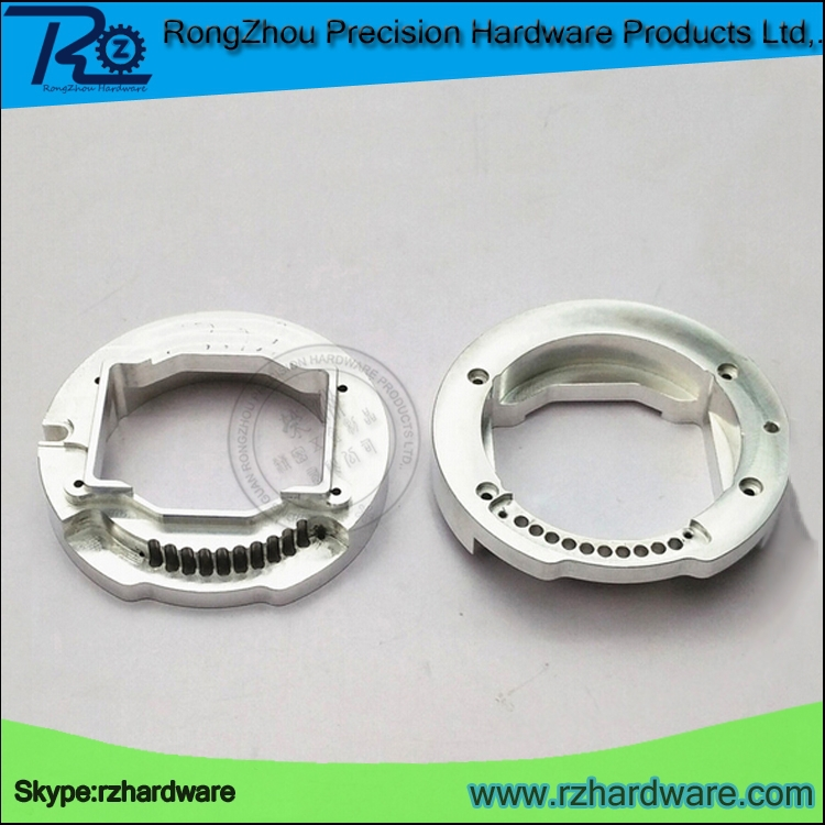 Anodized Aluminum Parts : Cnc machine anodized aluminum spare parts buy