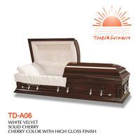 TD-A06 Colors of casket coffin