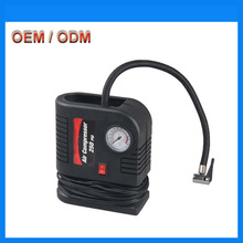 portable car tire inflator pump with CE certification