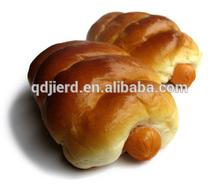 Alginato de sodio utilizado para pan
