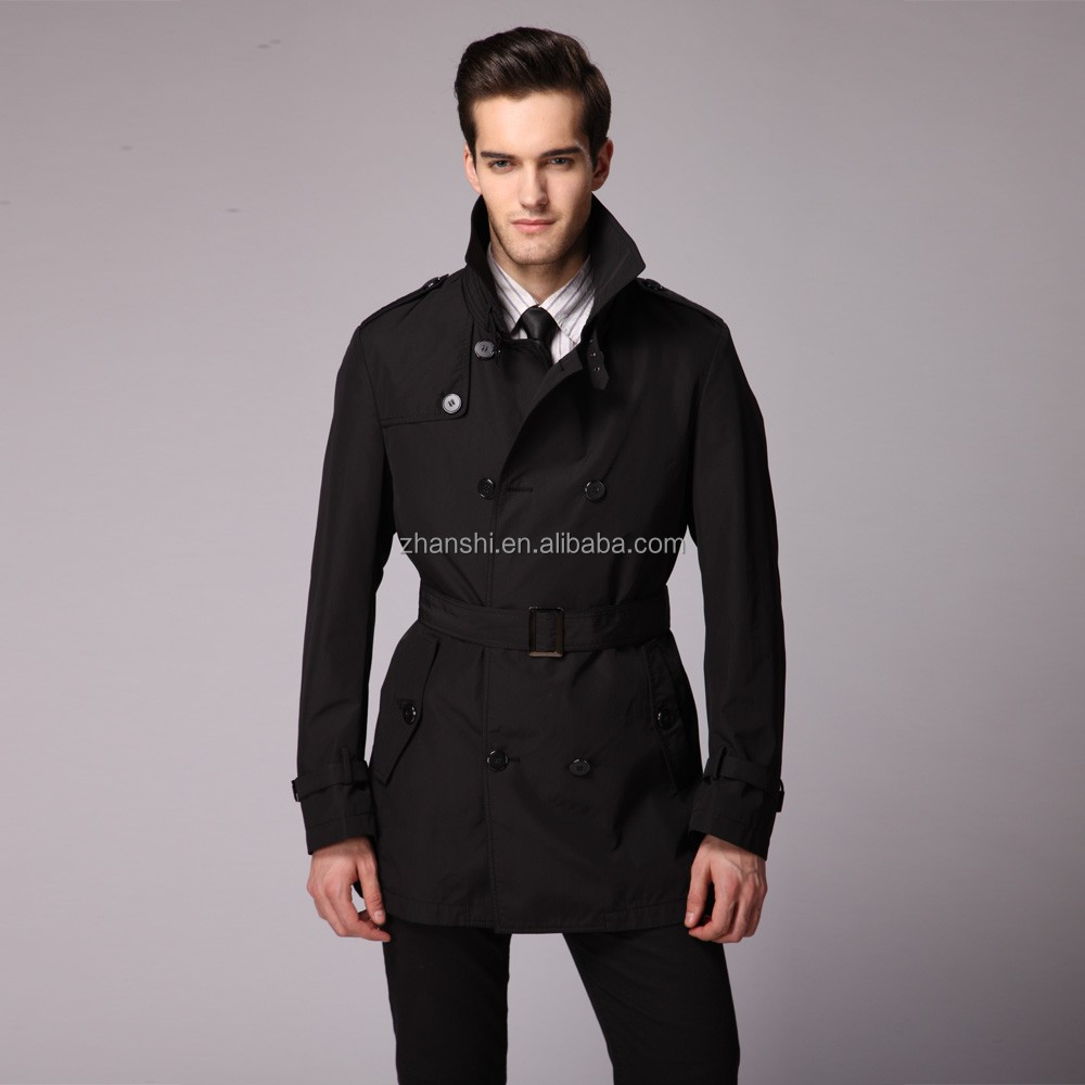High end clothing manufacturers overcoat fashion italian for High end men s shirts