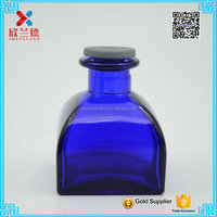 Perfumes and fragrances Blue aroma fragrance diffuser glass