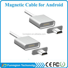 Magnetic usb cable Data transfer & Charging Micro USB Cable mini usb to aux cable for cell phone