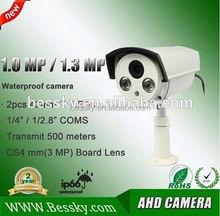 720P/960P/1080P High Definition Analog CCTV Camera, 1.0 /1.3/ 2.0/Megapixel CMOS AHD Camera, ahd camera 1080p