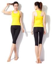 Brand Women/Ladies Vest Suit Sport Fitness Gym Yoga Zumba Wear