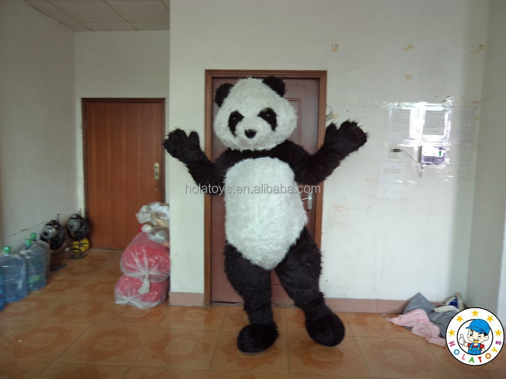 Panda Costume For Adults Adult Panda Costume/panda Head