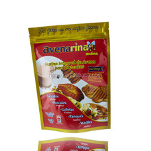factory custom printed sealable ziplock food packing aluminum foil bag 1 gram
