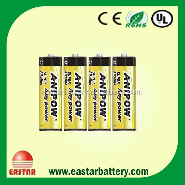 D size alkaline 1.5v battery lr20 dry batteries
