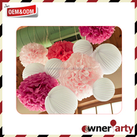 Party And Wedding Decorations New Design Large Pom Pom Balls