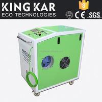 Floor price vehicle emission testing equipment
