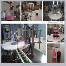 Shanghai Automatic Manufacturing nail colour manufacturer OEM ( Own nail polish filling machine )