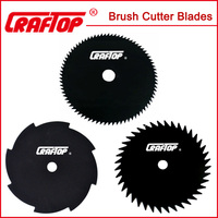 round cutter blade for grass trimmer and brush cutter