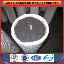 2013 ISO new activated Carbon element/nano silver activated carbon filter, air filter element