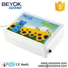FM-300 200mg/h Home use ozone disinfector, corona discharge ozone generator pirce