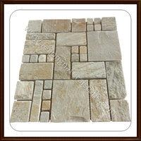 mosaic stepping stone patterns