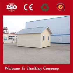popular design export prefab houses made in china and help to set