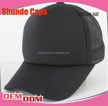 Hot Sell baseball Cap Hard Hat Men Blank Trucker Cap