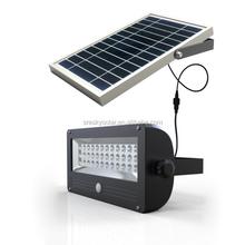 Auto Dimming Light With Sensor Powerful Farm Solar Led Security Light