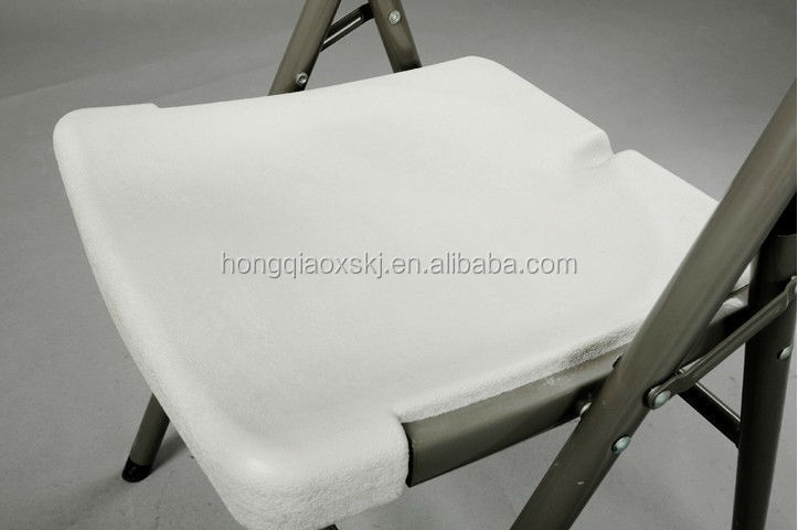 Wholesale White Plastic Folding Chairs For Restaurant Party Wedding Event Ren