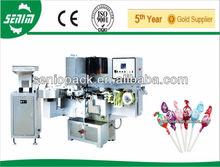 Alibaba China SMB-300 Automatic Double Twist Wrapping Lollipop Machine