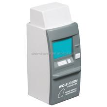 2015 Hotsale novelty ATM Machine Stress Ball