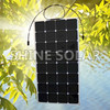 solar panel 250 watts mono flexible solar, protable solar panel 100W China wholesale