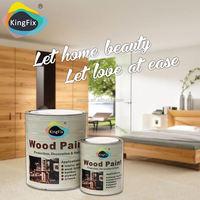 Free Samples KINGFIX pu furniture lacquer wood paint coating