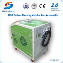 Nuevo modelo CCM300 mini máquina hho coche hho motor limpia de carbón de motocicletas