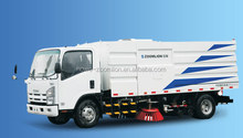 Automatic Road sweeper Truck Mounted Road Sweeping Machine sanitation vehicle ZLJ5100TXSE3