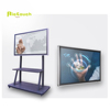Riotouch 84 inch 4K touch TV, touch monitor, touch all in one pc for education