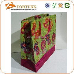 Good looking gifts bags, cheap paper bag printing, brown kraft paper bags