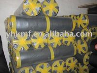 High Tem-resistant Electrical Resistivity Carbonized Fiber Cloth