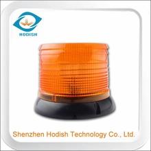 12V /24V flash led magnet mount big flattop beacon warning lights