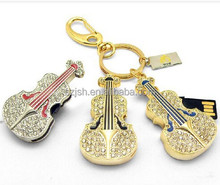 speical jewelery usb with necklace high speed usb driver 2.0,Jewelery guitar usb flash