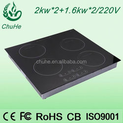 electrical CE induction cooker spare parts