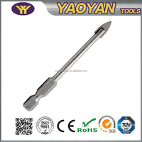 cross tip Tile and Glass porcelain Drill Bits