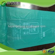 Promotional bulk sale ldpe plastic trash bags