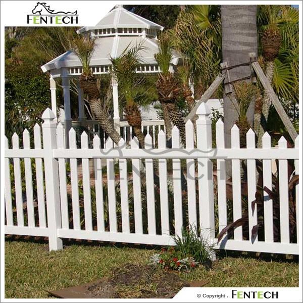 uv proof plastic decorative yard fencing fence manufacturer. Black Bedroom Furniture Sets. Home Design Ideas