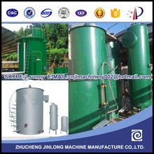2015 ventas calientes nuevo tipo Vertical de flujo disuelto flotación de aire sedimentación equipo