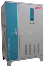 380V voltage regulator SJW-120KW Voltage Stabilizer hot sales
